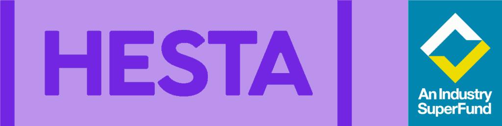 Hesta Logo Industry Lockup Rgb Vector