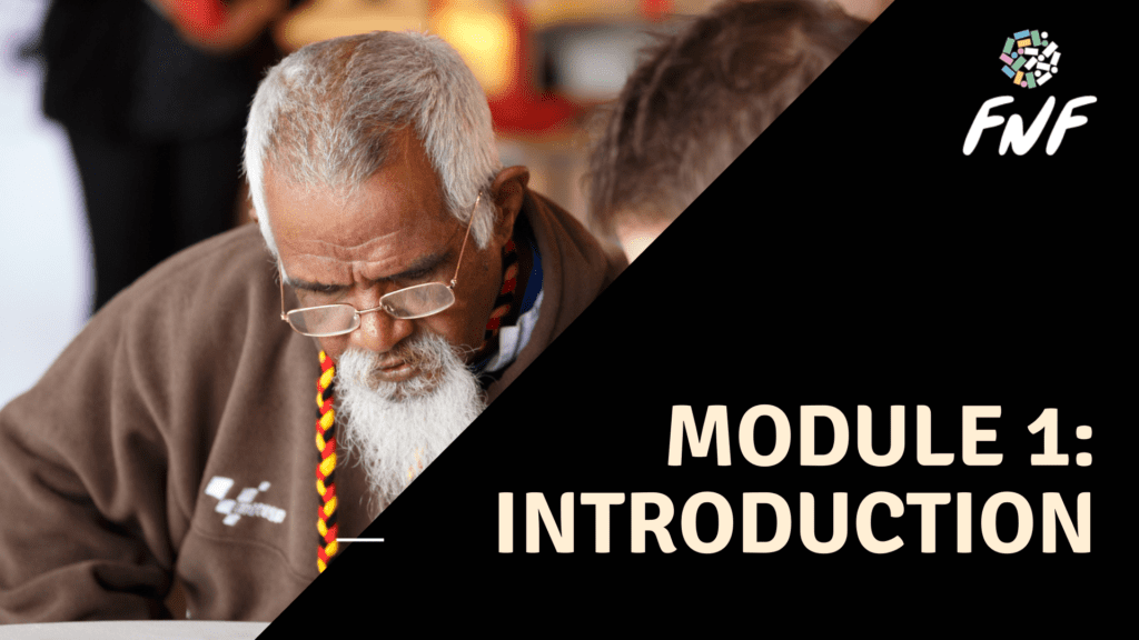 module 1 introduction