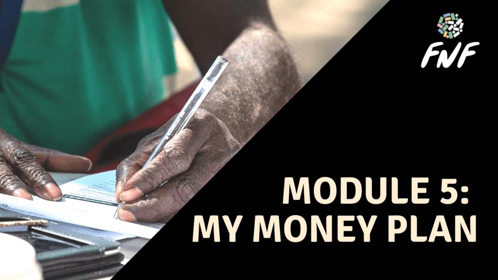 module 5 my money plan